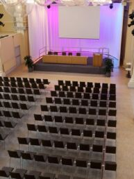 The Stockholm conference