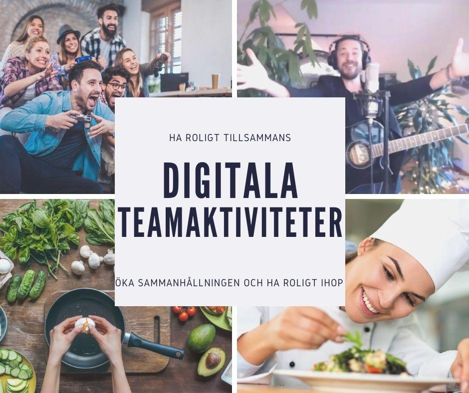 Digitala Teamaktiviteter