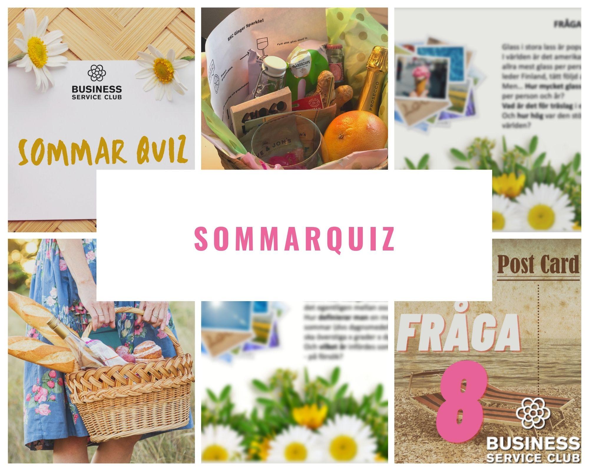 Sommarquiz