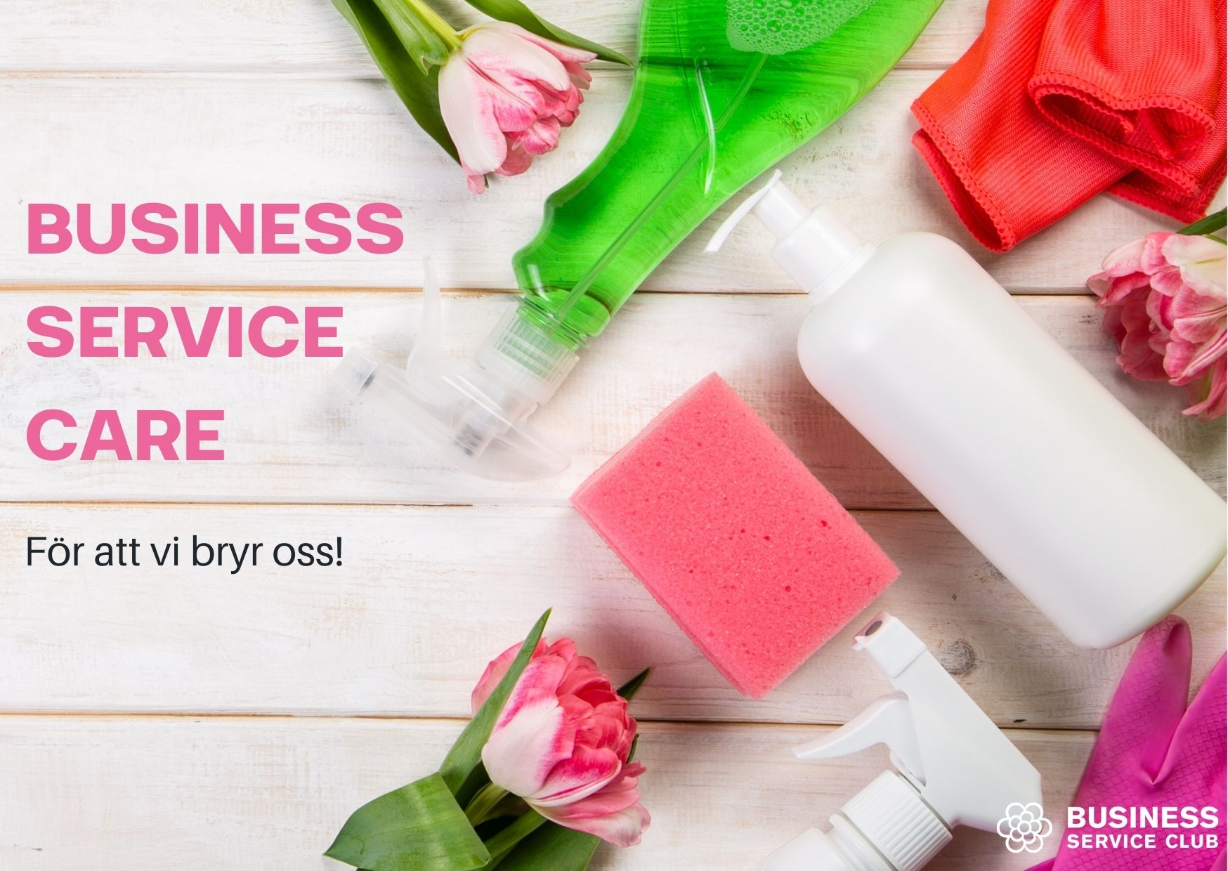 Business Service Care - För trygga event